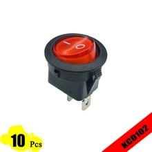 10pcs/lot 6A/250V Position Snap