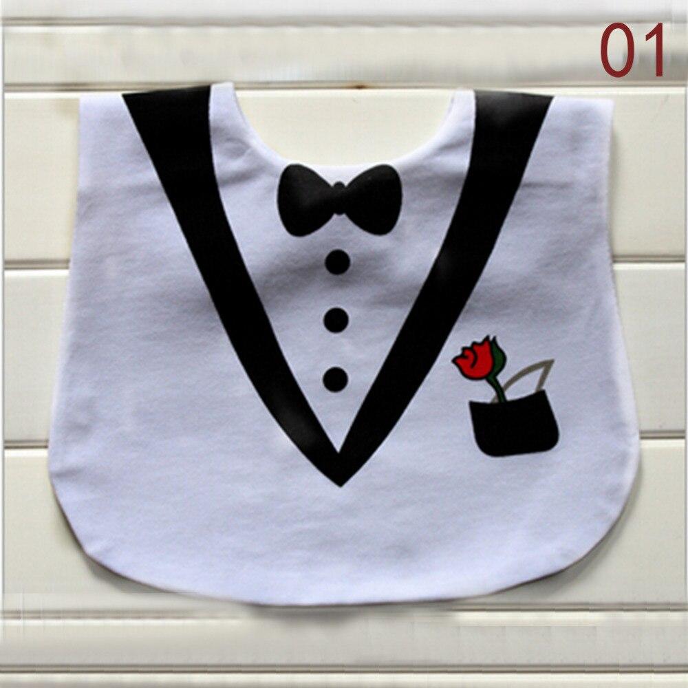 Fashion newborn burp cloth Infant Saliva Towels baby dress modeling bib Waterproof baby bibs New Arrival 0-3 years
