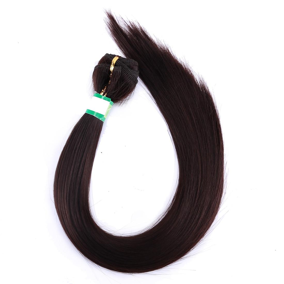 linha reta pacotes cabelo para as mulheres