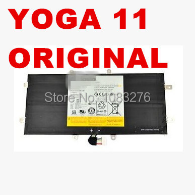 original LAPTOP battery 14.8V 42WH FOR Lenovo YOGA 11S L11M4P13 yoga11