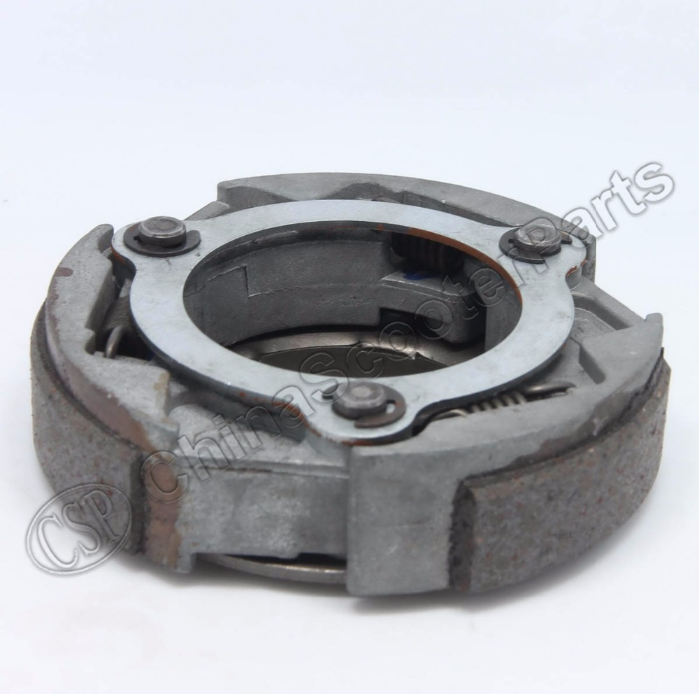 132MM Clutch shoe MAJESTY 250 250CC 260 260CC 300 300CC YP250 JL250 LH300 Buyang Feishen Gsmoon Linhai Scooter ATV Quad Buggy motorcycle cylinder kit 250cc engine for yamaha majesty yp250 yp 250 170mm vog 257 260 eco power aeolus gsmoon xy260t atv page 2