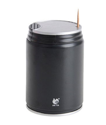 Creative upscale fashion toothpick holder toothpick box automatically pack cans of cola toothpick holder