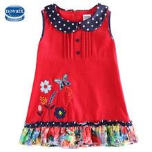 Novatx H6178 bébé fille vêtements filles robe enfants robes pour les filles d'hiver princesse robe vêtements enfants vêtements fille robe