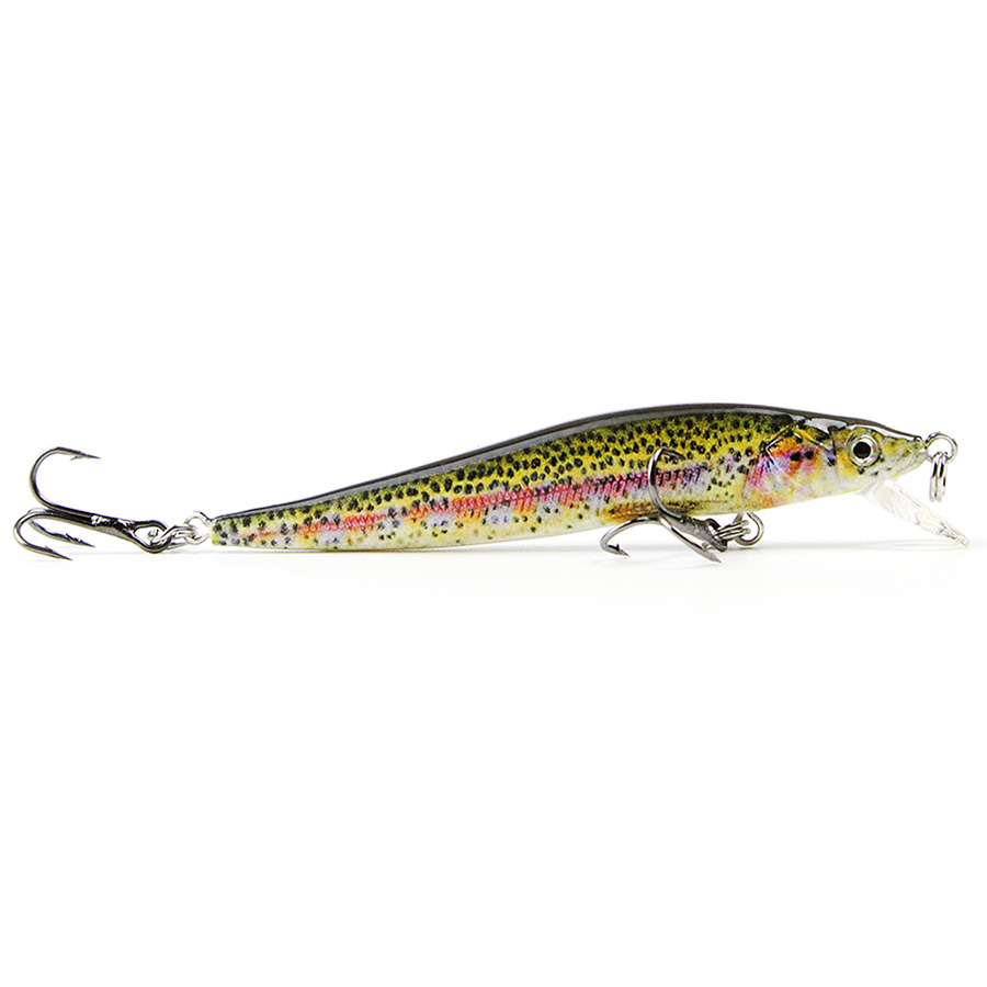 6.5 cm/2.4g biónico mini minnow fishing tackle vivid 3d eyes fishing lure fish d