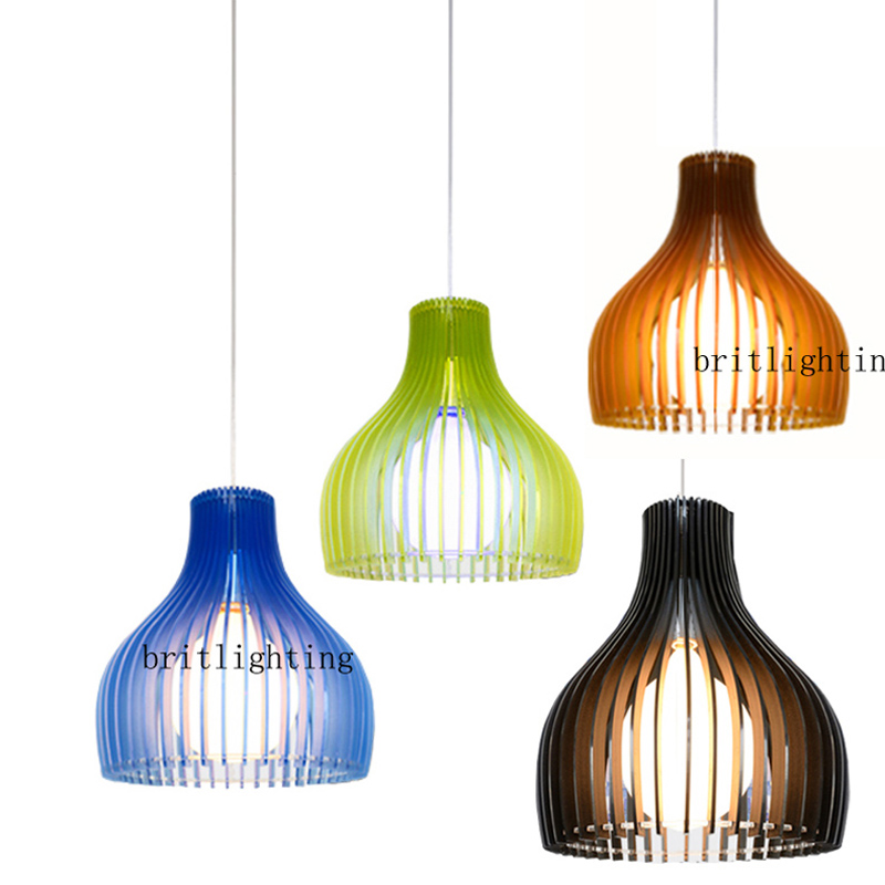 0multi Colour Pendant Lamp Lamp Modern Pendant Lights