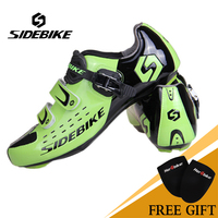 SIDEBIKE Neue Männer Athletisch Radfahren Schuhe Road Fahrrad Sport Schuhe Sidebike SD-001 Sport Schuhe