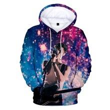 Shawn mendes Hoodies 3D Print Casual Sweatshirts Hot Sale Ha