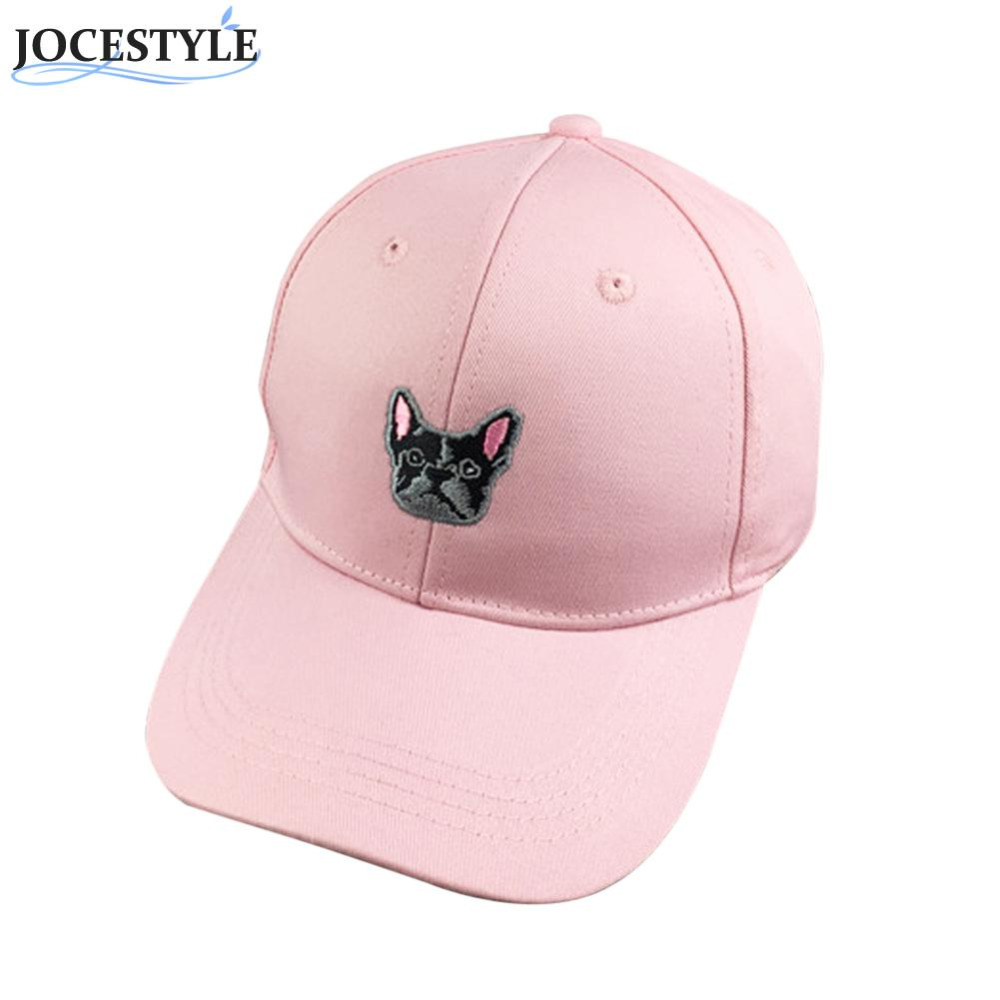 Unisex Cool Bboy Baseball Cap Fashion Stitchwork Cute French bulldog 3Colors Snapback Adjustable Baseball Cap Hip Hop Hat baseball cap unisex cool bboy fashion snapback adjustable hip hop hat 3solid color apparel accessories