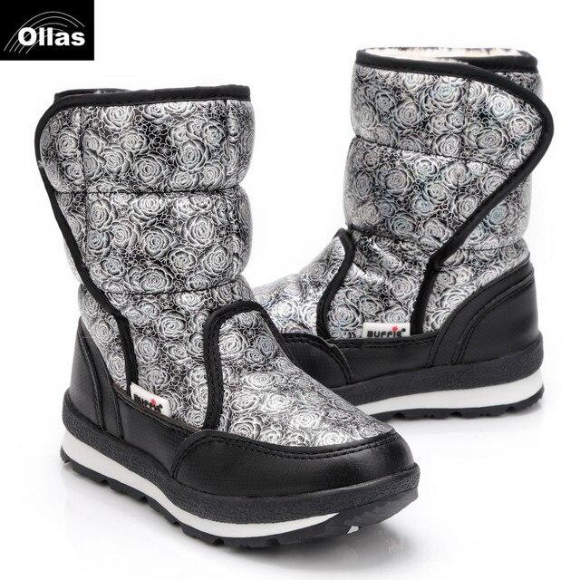 9afd50316 Ollas moda mujeres invierno plataforma encantadora invierno nieve  impermeables botas OYS343-11