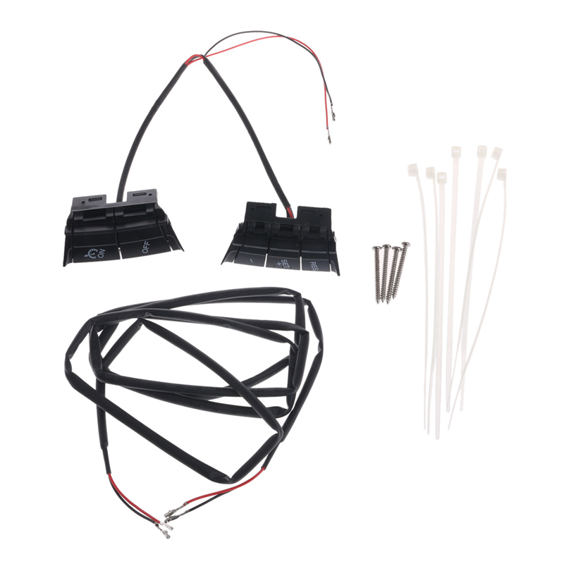 Car Speed Control Switch Cruise Control System Kit for Ford/Focus /st 2 2005-2007 2008 2009 2010 2011 Steering Wheel