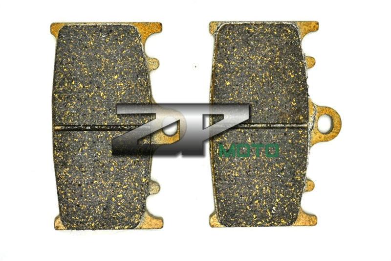 For SUZUKI GSXR 750 2000-2003 01 02 GSX 650 FK8/FK9 2008-2010 09 GSXR 600 1997-2003 Front Organic Brake Pads New High Quality  free shipping new brake pads for front suzuki gsx 750 f katana 1989 1997 motorcycle braking organic oem