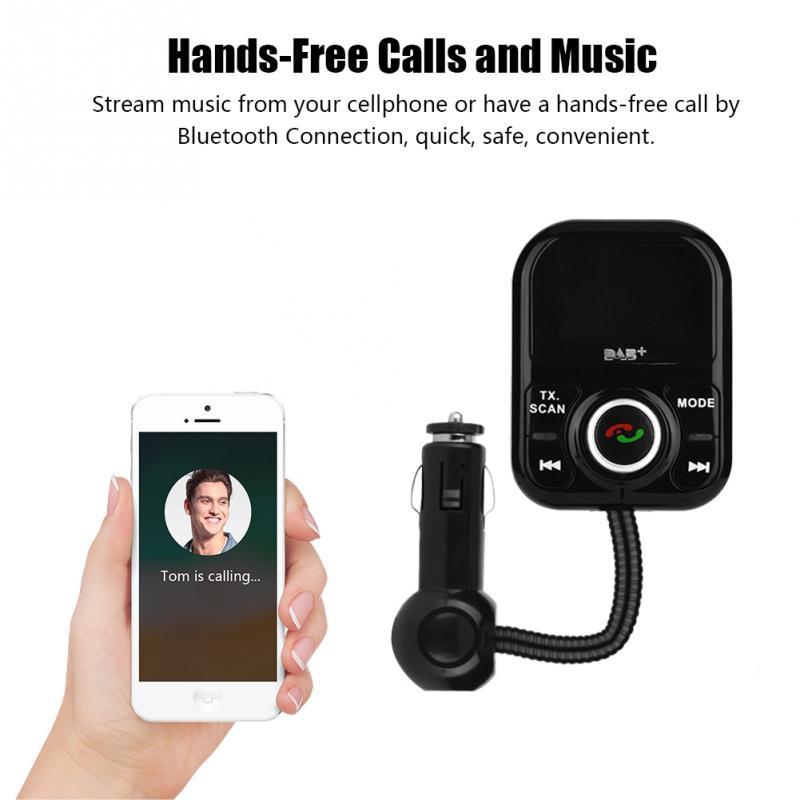 Empfänger Fm Auto Radio Adapter Empfänger Verlängerung Antenne Bluetooth Car Tupfen Mp3 Player Radio Professioneller Verkauf Vbestlife Dab/dab Unterhaltungselektronik