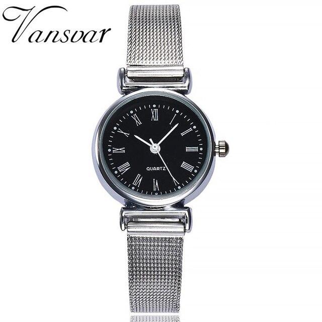 1c67b2c6aed vansvar Luxury Women Watch Brands small Dial Fashion Design Bracelet  Watches Ladies Womenwrist Watches Relogio Feminino