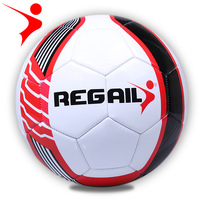 2019 High Quality 2019 Official Size 5 Football Ball PU Slip resistant Seamless Match Training Soccer Ball Football Equipment
