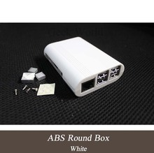 Elegant ABS Box! Raspberry Pi 2 model b case fit Raspberry Pi model b plus