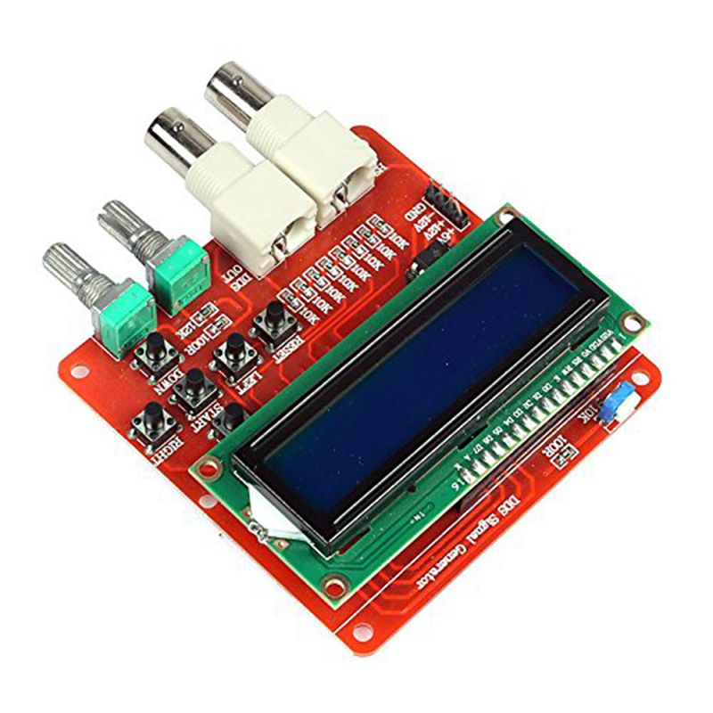Digital DDS Function Signal Generator Module Sine Square Sawtooth Triangle Wave (Soldered) цены онлайн