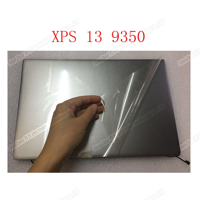 Genuine For Dell XPS 13 9350 P54G Lcd Assembly FHD Non Touch And Touch LCD Screen Digitizer 3200*1800 And 1920*1080