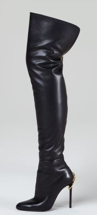 Real photo black PU leather Zipper-Heel Over-the-Knee Leather Boot thigh high long boots fall winter celebreity Real photo black PU leather Zipper-Heel Over-the-Knee Leather Boot thigh high long boots fall winter celebreity