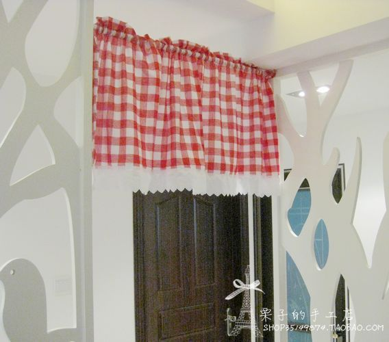 Compare Prices on Red Kitchen Curtains- Online Shopping/Buy Low ...