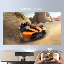 Projector for Android and Iphone 11 Full HD 1080P Home Theater 4K Portable