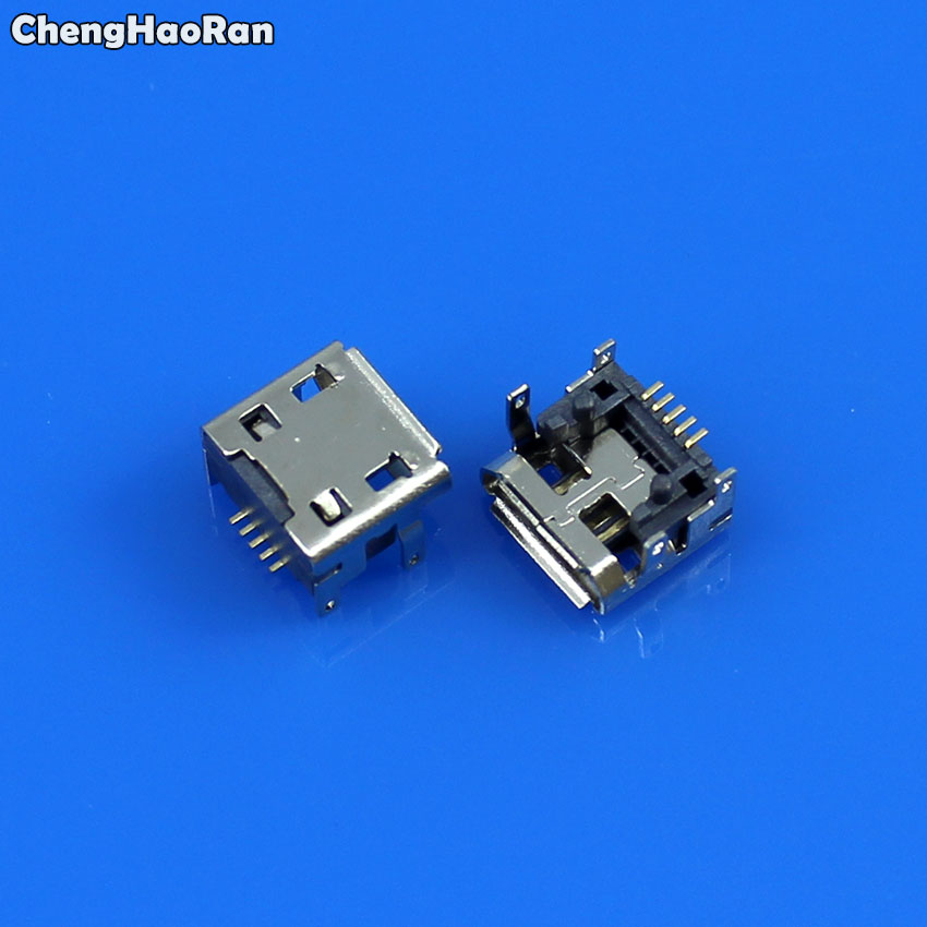 ChengHaoRan 10pcs micro usb <font><b>charging</b></font> connector plug dock socket port jack replacement <font><b>repair</b></font> for <font><b>JBL</b></font> FLIP <font><b>3</b></font> Bluetooth <font><b>Speaker</b></font> image