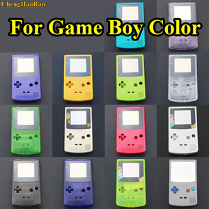 Image 2 - ChengHaoRan 1 set For GBC Limited Edition Shell Replacement For Gameboy Color GBC game console full housing