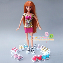 Free Shipping 3 5cm 2cm 3cm Doll Shoes for Blythe Licca Jb Doll Mini Shoes for