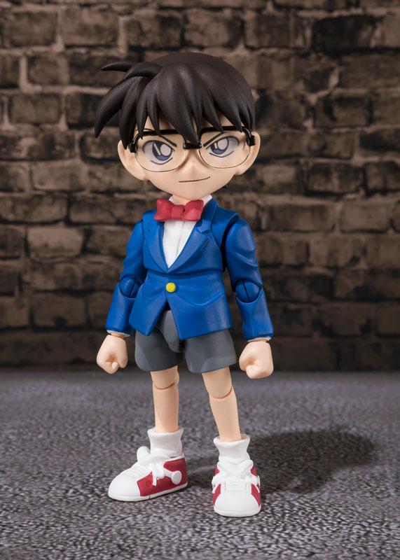 """Giappone Anime """"Detective Conan"""" Originale BANDAI MALIGNI Tamashii Nazioni S. h. figuarts/SHF Action Figure Conan Edogawa-in Action figure e personaggi giocattolo da Giocattoli e hobby su  Gruppo 3"""