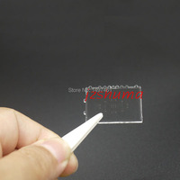 New Plate Super Impose Indicate SI 9 Point Focus Screen Repair Parts For Nikon D3100 D3200