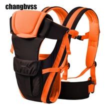 0~24 Months Baby Carrier Ergonomic Baby Sling Kids Backpack Comfortable Infant Kangaroo Bag Infant Wrap mochila infantil manduca