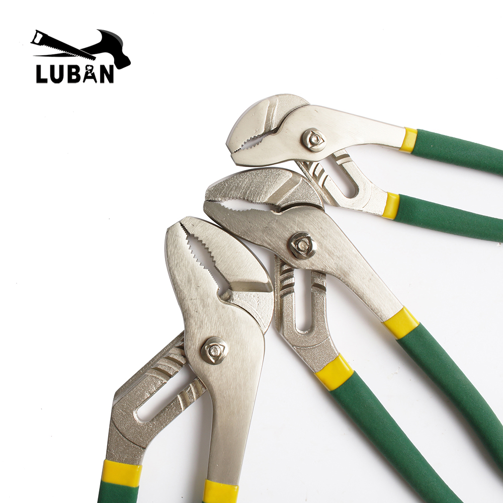 Water pump pliers for water pipe Faucet plier wrench universal ...