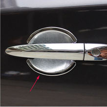4 шт хромированные накладки на дверные ручки для nissan teana