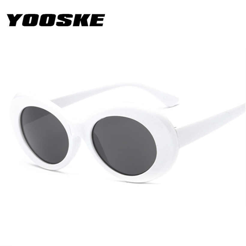 561047bc2b97c ... YOOSKE Women Men fashion NIRVANA Kurt Cobain Sunglasses Clout Goggles  Female Male Sun Glasses Oculos Kurt ...