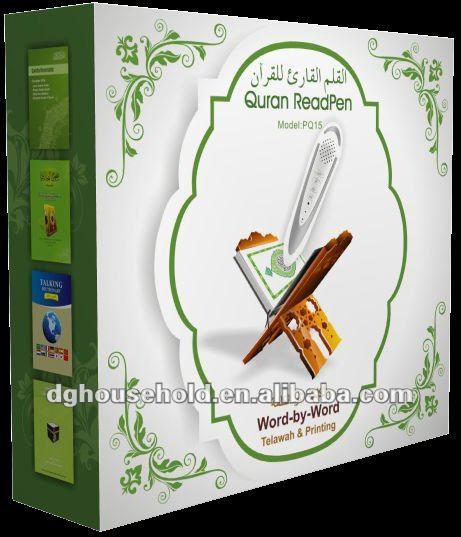 (10pcs /lot ) 8GB PQ15 Quran read pen easy learning pen quran reader Urdu, French, Spanish, Arabic, Malay ,Russian, Uzbec easy learning speak french with cdx2