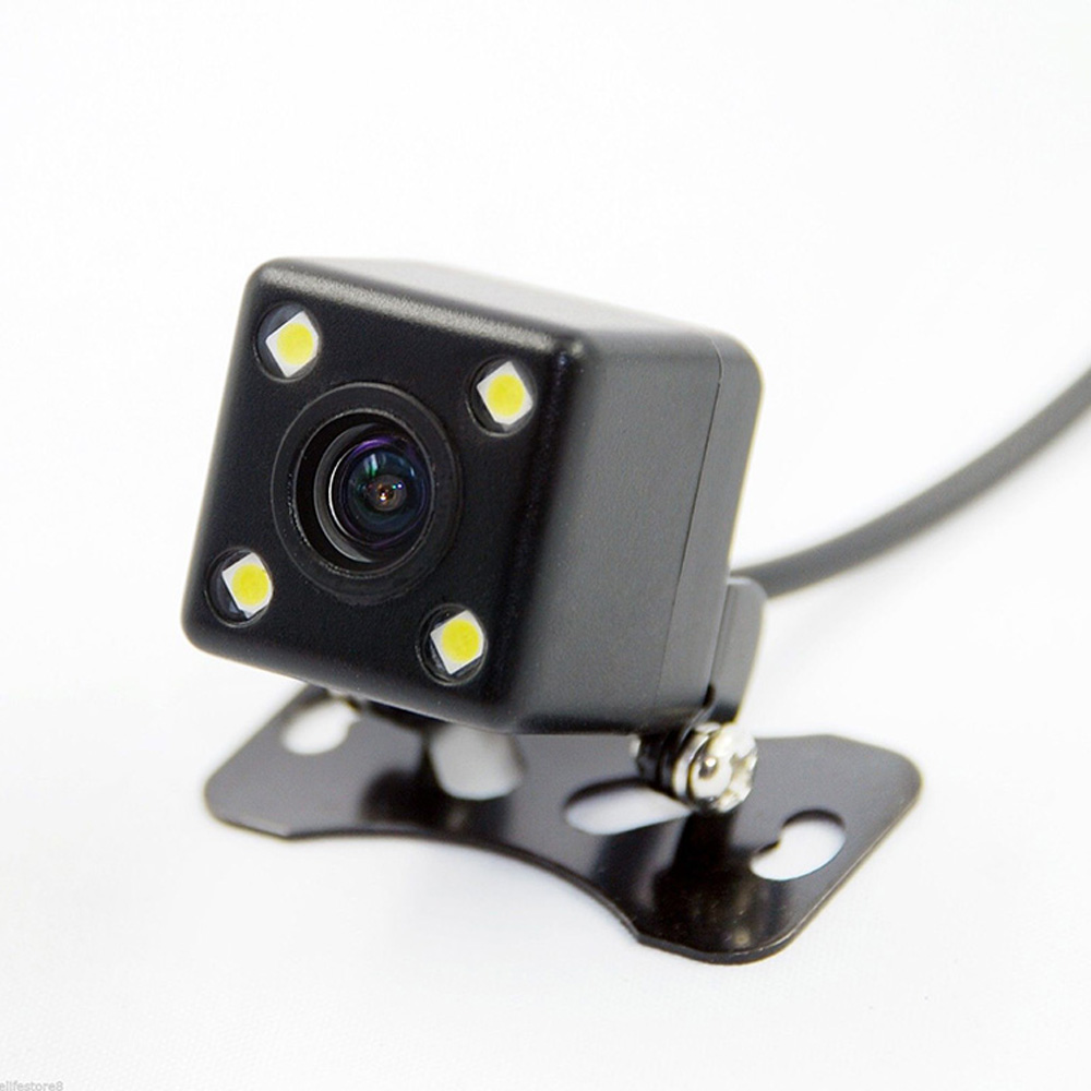 ANSHILONG 4 LED-achteruitrijcamera Back-upcamera Moving Dynamic - Auto-elektronica - Foto 2