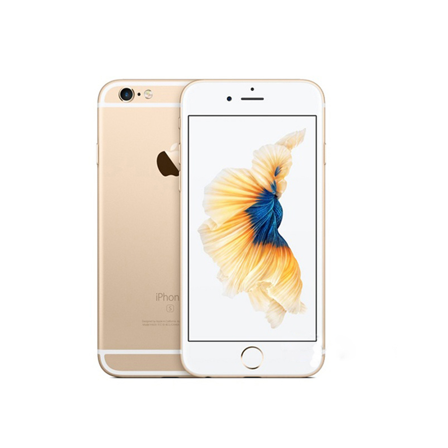 Apple iphone 6s plus desbloqueado original, 5.5 polegadas 64bit dual core 1.8ghz 2gb ram 16gb/32gb/64gb/128gb wcdma 4g lte 5