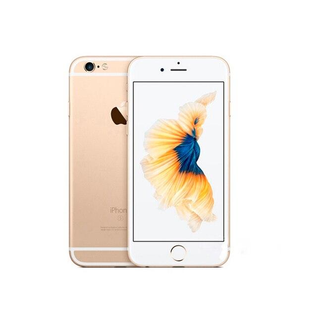 Used Original Unlocked iPhone 6s Plus 5.5 inch  2GB RAM 16GB/32GB/64GB/128GB WCDMA 4G LTE 5