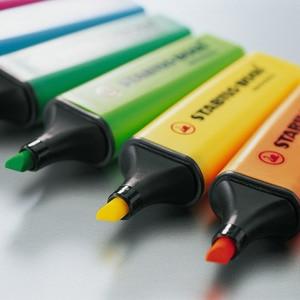 Image 2 - STABILO Deutschland 70 Boss Student Farbe Highlighter Farbe Marker Mark Büro Verwenden Hervorhebung Stift Farbe Helle Große Kapazität Hohe