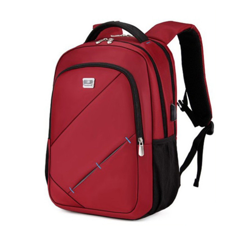 Hot new backpack canvas cloth Male camouflage lock students practical large capacity backpack trip computer bags free mail