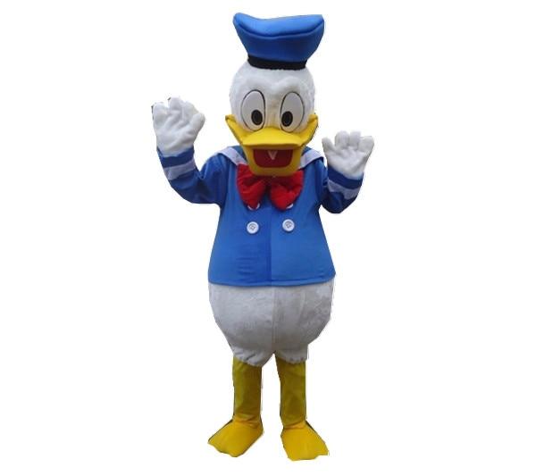 Donald Duck és Daisy Mascot jelmezek Cartoon babák Ruházat - Jelmezek