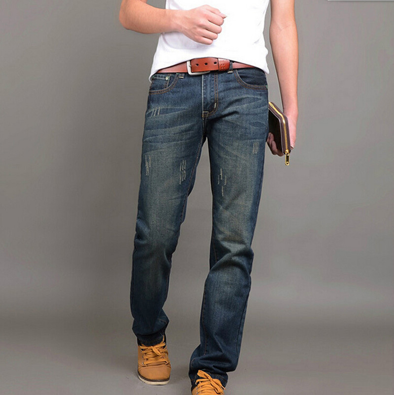 2017 Famous Brand Mens Jeans,High Quality Jeans Men,100% Cotton Regular Men Jeans,robin denim  man jeans homme  FW598 men s cowboy jeans fashion blue jeans pant men plus sizes regular slim fit denim jean pants male high quality brand jeans
