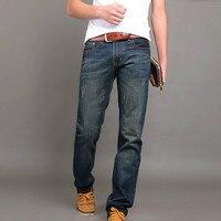 2015 Famous Brand Mens Jeans High Quality Jeans Men 100 Cotton Regular Men Jeans Retail Wholesale