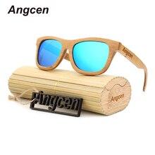 Angcen 2017 New sunglasses women sunglasses men oculos glasses hot ray sunglass reading glasses clear wood ladies sunglasse ZX03