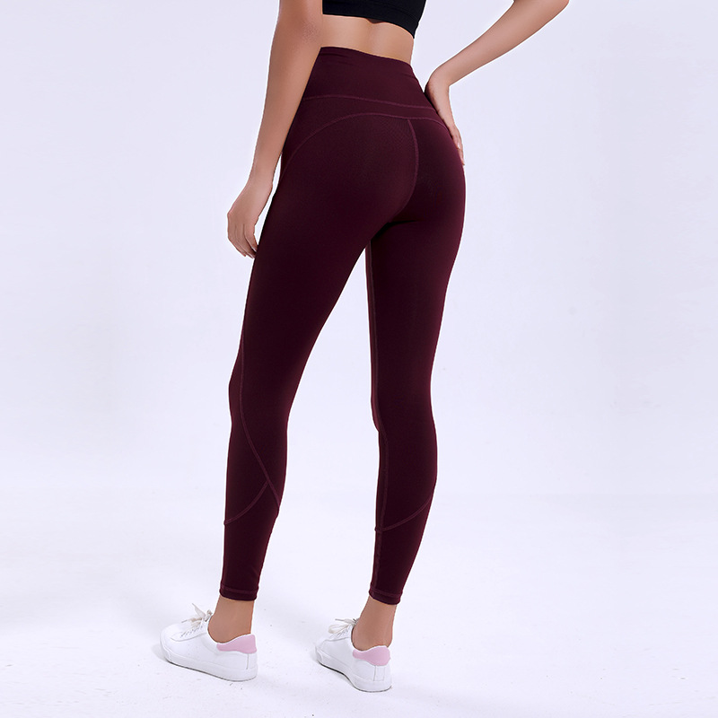NWT 2018 Woman Sports Capris Skinny Tight Sexy Gym Pants