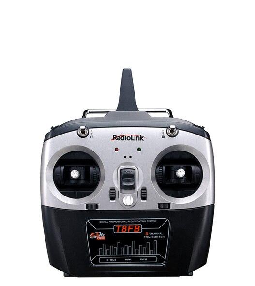 F18738/9 R8EH T8FB 2.4 GHz 8ch RC Transmisor Receptor Combo Remoto Rontrol para RC Helicóptero DIY RC Quadcopter avión