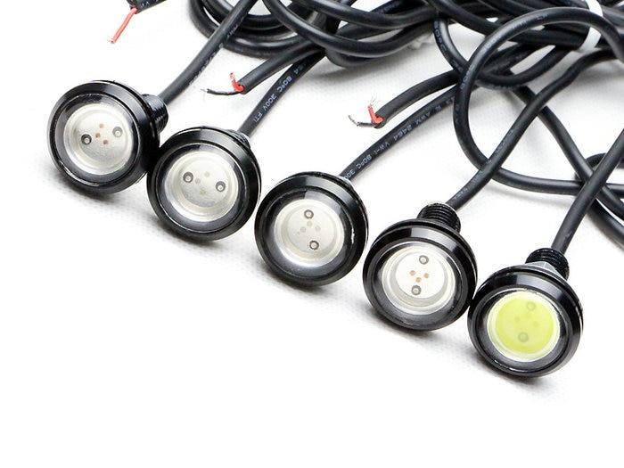 Yüksek güç ve fabrika satış 6 w led kartal göz sakladı - Araba Farları - Fotoğraf 5