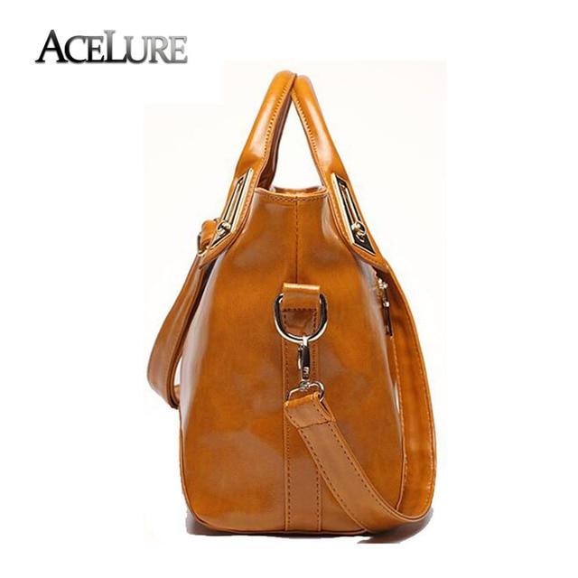 ACELURE Women Messenger Bags 2017 New Fashion PU Leather Women's Shoulder Bag Crossbody Bags Casual Famous Brand Ladies Handbags