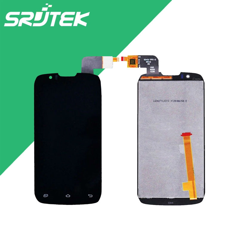 4.3 inch Black For Pentagram Mon ster P430-1 / S4502 FPC-2 FPC-3 LCD Display with Touch Screen Digitizer Sensor Full Assembly aqualife design шкаф с зеркалом aqualife design мальме 60