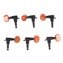 Homeland New Guitar Machine Heads Locked Machine Head Guitar Tuning Pegs For Electric Or Acoustic Guitarra Parts Accessories