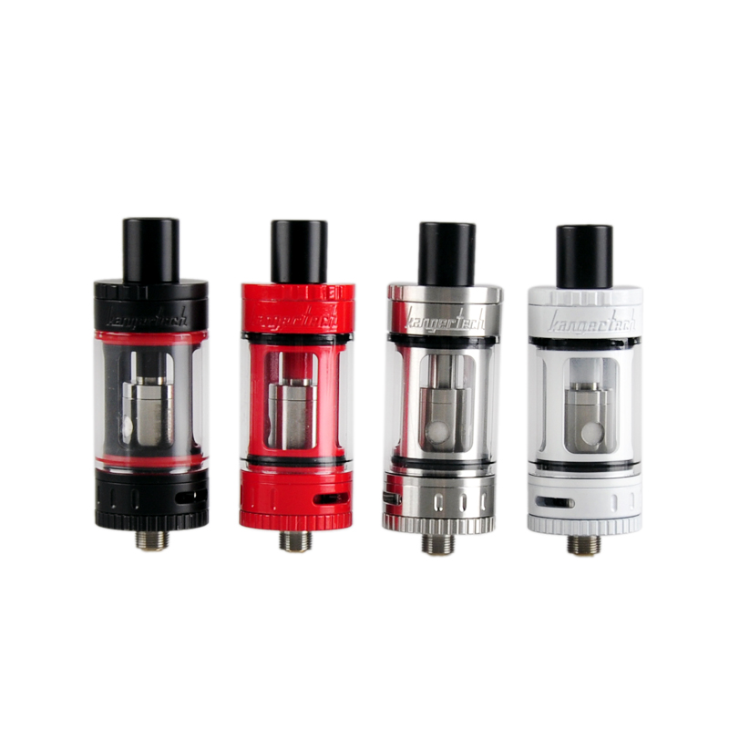 Original Kangertech Toptank Mini Atomizer 4.0ml Sub Ohm Tank Top Refilling with Air Flow Control Delrin Drip Tip with 510 Thread